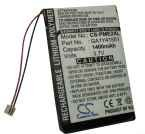 Battery for Palm Tungsten E2 GA1Y41551 3.7V 1100mAh