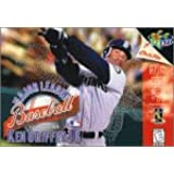 Major League Baseball Featuring Ken Griffey Jr.