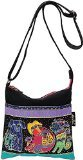 laurel-burch-artistic-totes-crossbody-10-by-10-inch-dogs-and-doggies