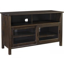 "Cheap Distressed Rustic"" TV Stand — Powell 507-275″ (B005FC0MFG)"
