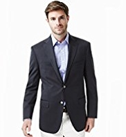 Ultimate Performance 2 Button Blazer with Wool