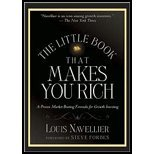 img - for The Little Book That Makes You Rich by Navellier, Louis. (Wiley,2007) [Hardcover] book / textbook / text book