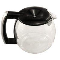 Delonghi GC03 Coffeemaker 10 Cup Carafe, Black