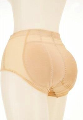 Silicone Padded Pants - Can be used as Tummy Control Brief (Medium)