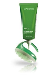 Elancyl Slimming Massage Shower Gel-Glove+Slimming Shower Gel (kit)