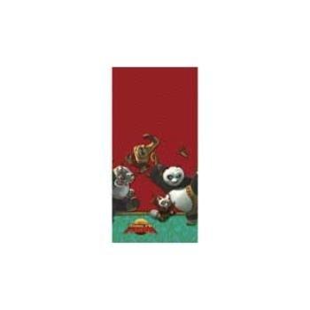 Kung Fu Panda Plastic Tablecover