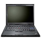 Lenovo ThinkPad T400 Notebook - Intel Core 2 Duo T9400 2.53GHz - 14.1 WXGA - 2GB DDR3 SDRAM - 160GB HDD - DVD-Author - Gigabit Ethernet, Wi-Fi, Bluetooth - Windows Vista Traffic - Black