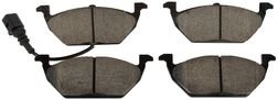 Cheapest 1999-2001 Volkswagen Golf Brake Pads Disc Front, Ceramic