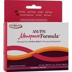 Women'S Choice Am/Pm Menopause Formula Enzymatic Therapy Inc. 60 Tabs
