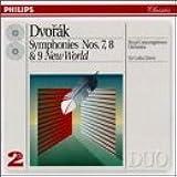 Dvorak: Symphonies Nos. 7, 8 & 9 New World
