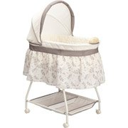 Delta Children's Products Sweet Beginnings Bassinet, Falling Leaves
