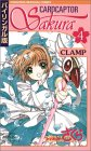 Cardcaptor Sakura: 4 (Kodansha bilingual comics) (English and Japanese Edition)