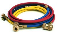 R12 To R134 Hose Set With Couplers