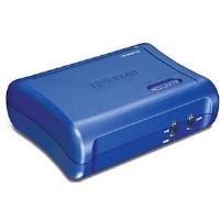 TRENDnet 1-Port Print Server (TE100-P1U) -