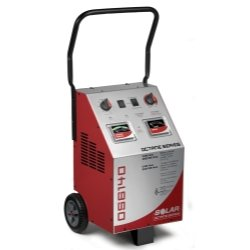 Solar Octane Series 60 Amp 6/12 Volt Automatic Charger with 250 Amp Engine Start and Tester Battery SOLOS6140