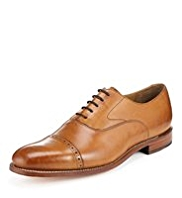 Savile Row Inspired Leather Goodyear Welted Shoes