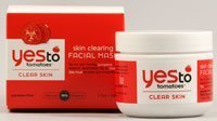 Yes To Tomatoes Skin Clearing Facial Mask, 1.7 Fluid Ounce
