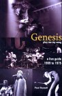 Genesis-A Live Guide 1969-1975: Play Me My Song (0946719586) by Russell, Paul