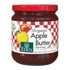 Eden Foods - Organic Apple Butter, 17 oz