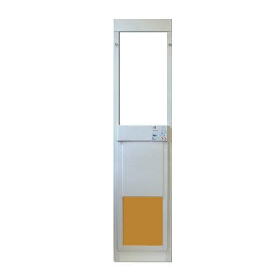 "Regular Height Power Pet Patio Panel Size: Large (85"" H X 5"" W X 22"" D)"