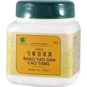 Shao Yao Gan Cao Tang - Chinese Peony & Licorice Combination, 100gm,(E-Fong)