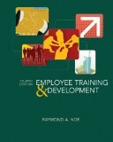 img - for Employee Training & Development 4th Edition by Noe,Raymond [Paperback] book / textbook / text book