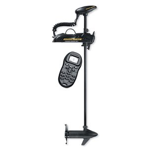 "Minn Kota Powerdrive V2 55 i-Pilot Freshwater Bow-Mount Trolling Motor, No Foot Pedal (55-lb Thrust, 54"" Shaft)"