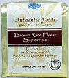 Authentic Foods Superfine Brown Rice Flour - 3lb (Gluten Free Fine Cooking compare prices)