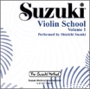Suzuki Violin School, Volume 1 (CD)