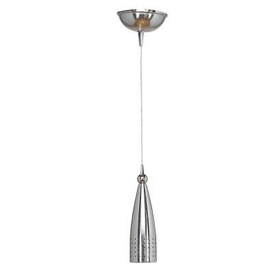 Metallic Bronze Woodbridge Lighting 13226MEB-A06B04 Art Glass 1-Light Mini-Pendant
