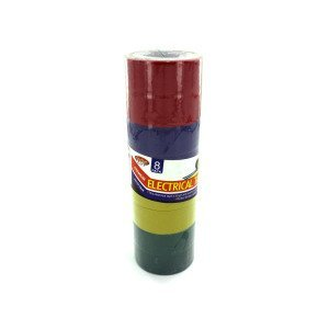 Colored Electrical Tape - Case Of 25