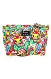 Ju-Ju-Be Tokidoki Collection Better Be Messenger Diaper Bag, Iconic