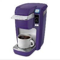 Keurig® Mini Plus Personal Coffee Brewer -Purple