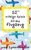 52 witzige Spiele für das Flugzeug. Packung mit 52 Karten