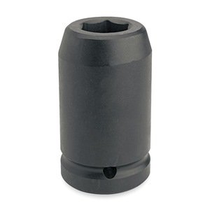 Impact Socket, Deep, 1 1/2Dr, 2 13/16In, 6Pt