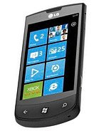 Lg E900 Windows 7 Black Unlocked 16GB HD CAMERA 5MP Optimus 7