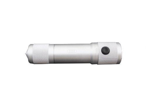 Genuine Audi Accessories Ahp335 Mini Safety Auto Led Flashlight