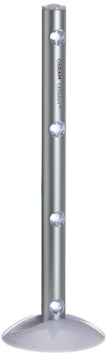 OSRAM-LEDstixx-LED-Lichtleiste-mit-Aluminiumgehuse-flexible-Stablampe-fr-Sideboards-als-Schranklampe-Unterbaulampe-etc-batteriebetrieben-mit-Klebepad-22-cm-Lnge-silber