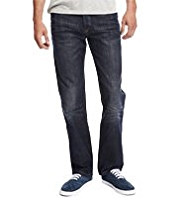 North Coast Straight Fit Premium Denim Jeans