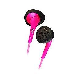 Jvc-Unique Trend - Ha-F240-Pn-E Gumy Air In-Ear Headphones Pink