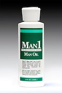 """Man1 Man Oil"" 4 oz.- Natural Penile Health Cream - 3-month Supply - Treat dry, red, cracked or peeling penile skin and increase penile sensitivity"