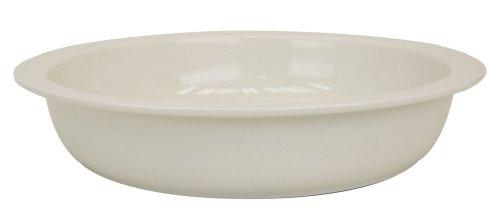Cheap Buffet Enhancements 6.8 Quart Round Porcelain Chafing Dish Food Insert, fits 1BT1261d And 1BT15301 (1BT11204)