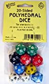 20-Sided Polyhedral Dice