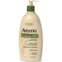 Aveeno Daily Moisturizing Lotion with Natural Colloidal Oatmeal 18 fl