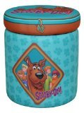 Warner Brothers Scooby Doo Paws Storage Ottoman, Scooby Doo Paws