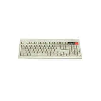 104Key Usb Keyboard Beige Large L Shape Enter Key