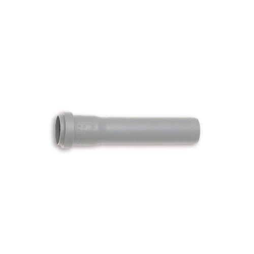 HT - Rohr Länge 250 mm mit Muffe