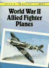 World War II Allied Fighter Planes Trading Cards (0486287785) by Philip Smith