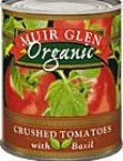 Muir Glen Crushed Tomato With Basil 12x 28 Oz (Muir Glen Tomatoes Diced 28 Oz compare prices)
