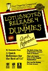Lotus Notes Release 4 for Dummies Qui...